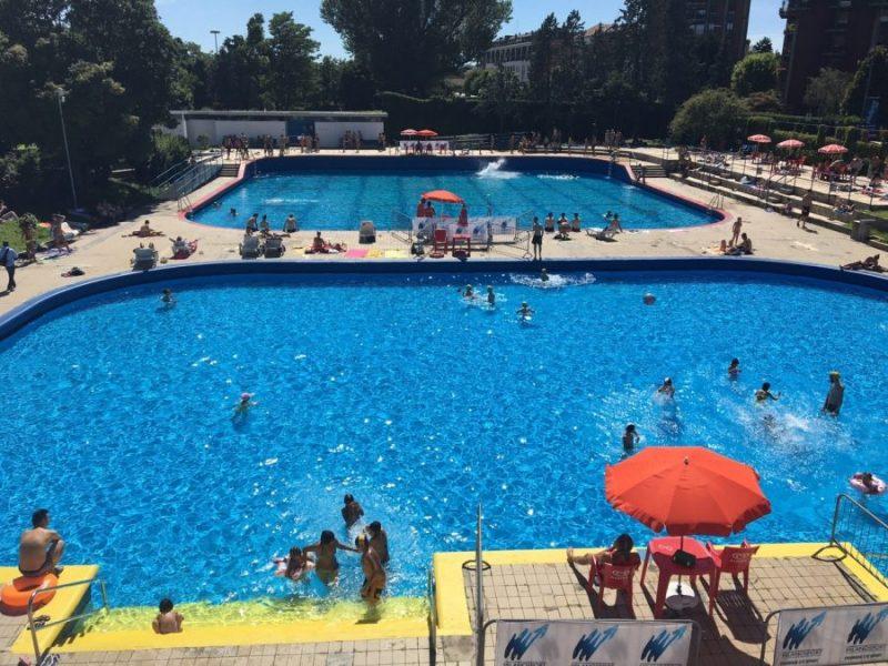 piscine scoperte