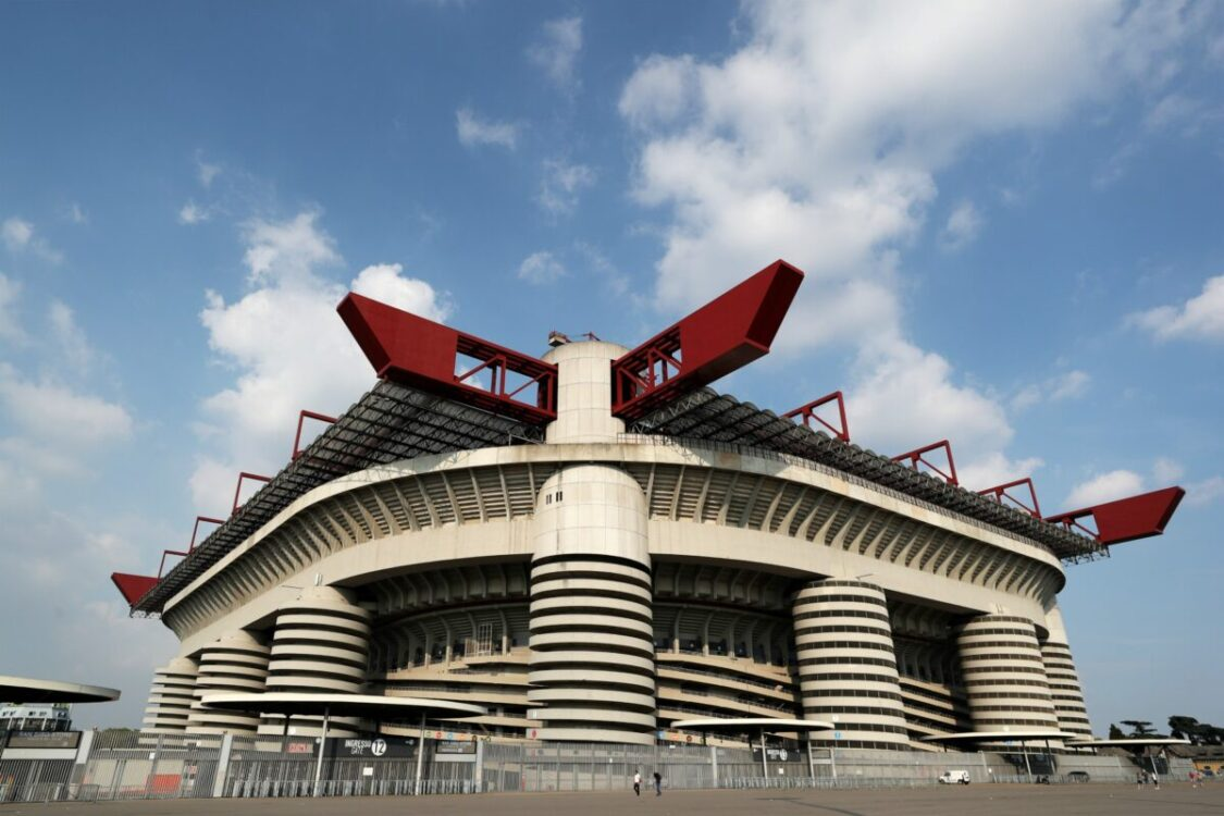 Stadio San Siro ristrutturazione