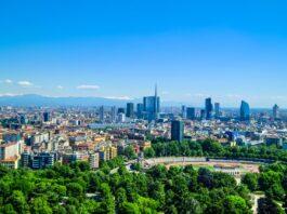 Le principali opere metallurgiche di Milano